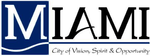 logo of the city of Miami Oklahoma